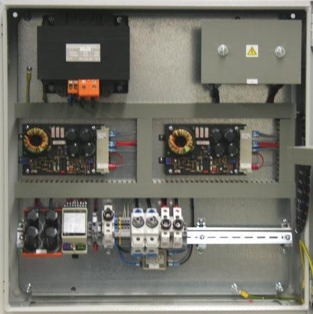 TR E230 G24/40 BWr-Dieselstart